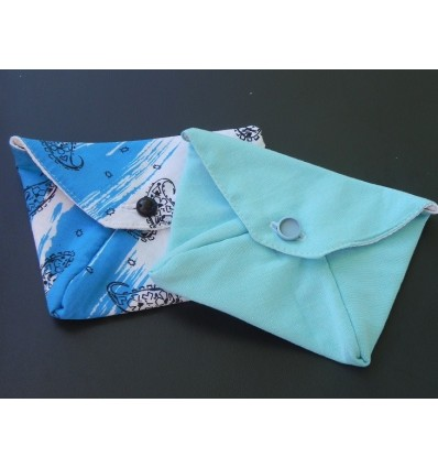 Porte savon tissu pratique et écologique
